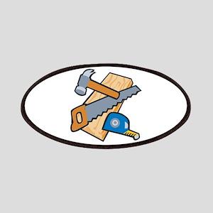 Carpenter Tools Patches