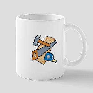 Carpenter Tools Mugs