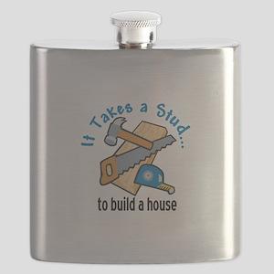 It Take a Stud Flask