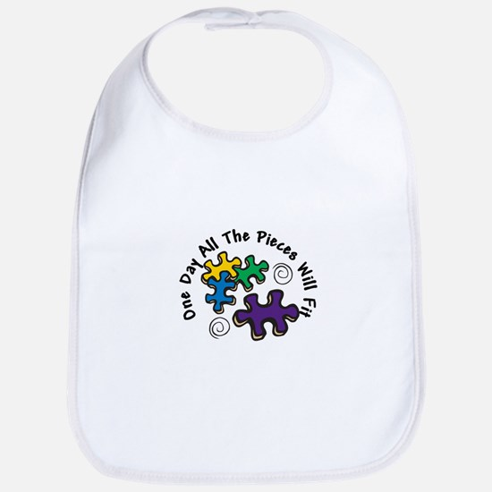 All the Pieces Bib