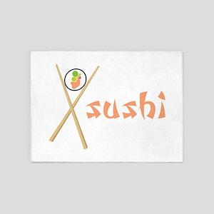 Sushi 5'x7'Area Rug