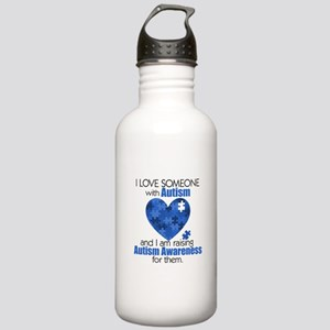 Autism Raising Water Bottle