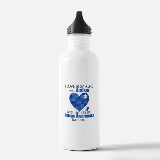 Autism Raising Water Bottle