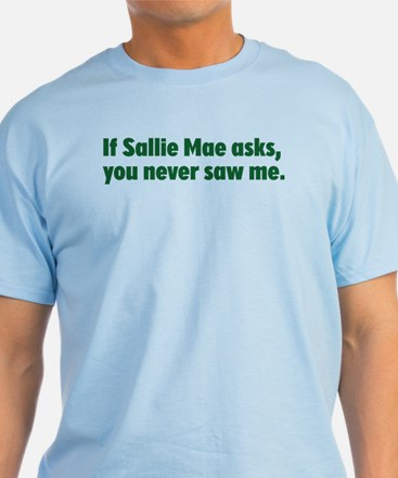 Green Sallie Mae T-Shirt