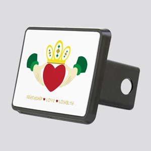 Friendship*Love*Loyalty Hitch Cover
