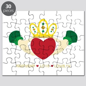 Friendship*Love*Loyalty Puzzle