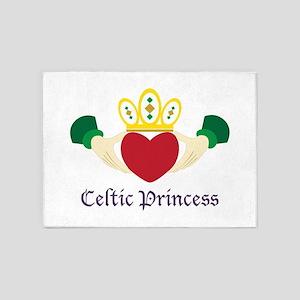Caltic Princess 5'x7'Area Rug