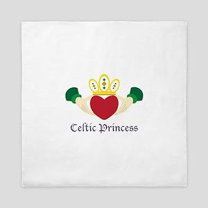 Caltic Princess Queen Duvet