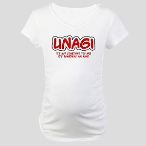 Unagi Maternity T-Shirt