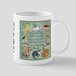 Animals Mug Mugs