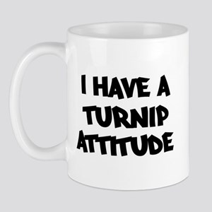 TURNIP attitude Mug