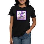 Pilates Mama Women's Dark T-Shirt