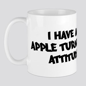 APPLE TURNOVER attitude Mug