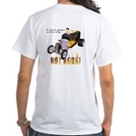 Hot Rod White T-Shirt