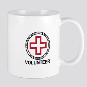 Volunteer Red Cross Mugs