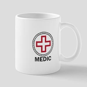 Medic Red Cross Mugs