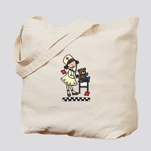 Teddy Bear Care Tote Bag