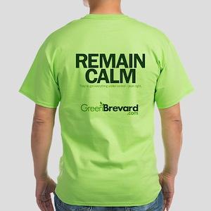 tshirt_remaincalm T-Shirt
