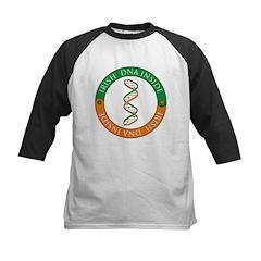 Irish DNA Kids Baseball Jersey