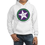 Star Allergy Alerts - logo Hooded Sweatshirt