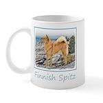 Finnish Spitz 11 oz Ceramic Mug