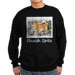 Finnish Spitz Sweatshirt (dark)
