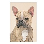 French Bulldog (Sable) Postcards (Package of 8)