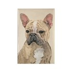 French Bulldog (Sable) Rectangle Magnet (10 pack)