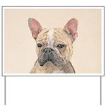 French Bulldog (Sable) Yard Sign