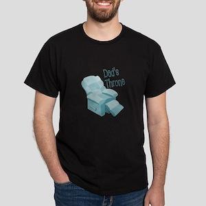 Dad's Throne T-Shirt