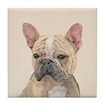 French Bulldog (Sable) Tile Coaster