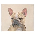 French Bulldog (Sable) King Duvet