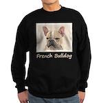 French Bulldog (Sable) Sweatshirt (dark)