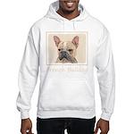 French Bulldog (Sable) Hooded Sweatshirt