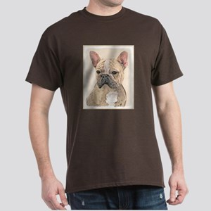 French Bulldog (Sable) Dark T-Shirt