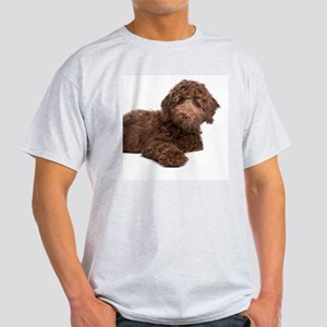 Labradoodle Puppy Light T-Shirt