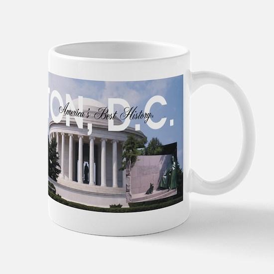 Washington Americasbesthistory.com Mug