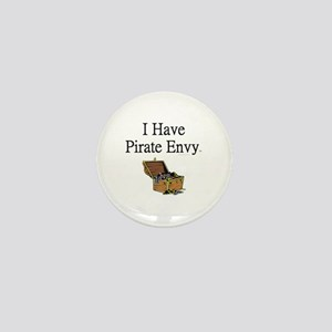 Pirate Envy Mini Button