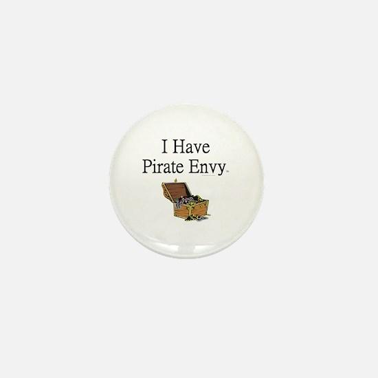 Pirate Envy Mini Button