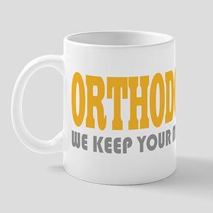 Funny Orthodontist Mug