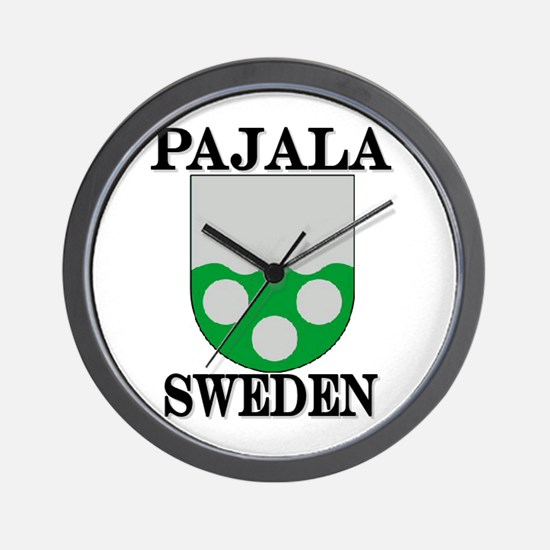 The Pajala Store Wall Clock