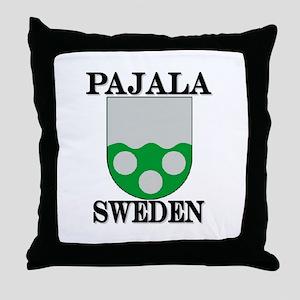 The Pajala Store Throw Pillow