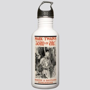 Mark Twains Joan Of Ar Stainless Water Bottle 1.0L