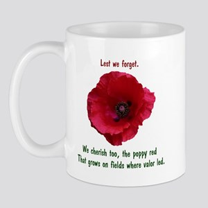 Veterans Valor Mug