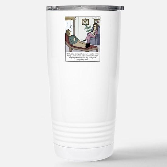 Pshyciatrist hypo Travel Mug
