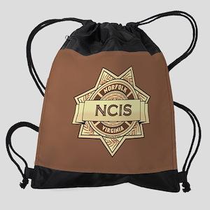 NCIS Tumbler Drawstring Bag