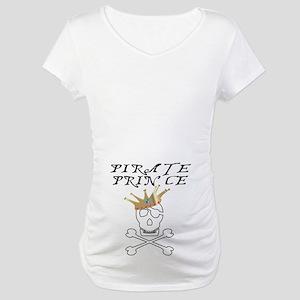 Pirate Prince Maternity T-Shirt