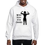 Will Flex Hooded Sweatshirt
