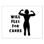 Will Flex Small Poster