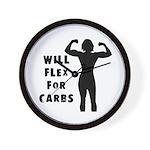 Will Flex Wall Clock